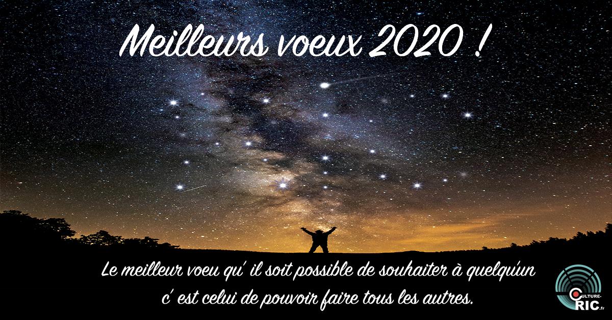 meilleurs voeux 2020 RIC
